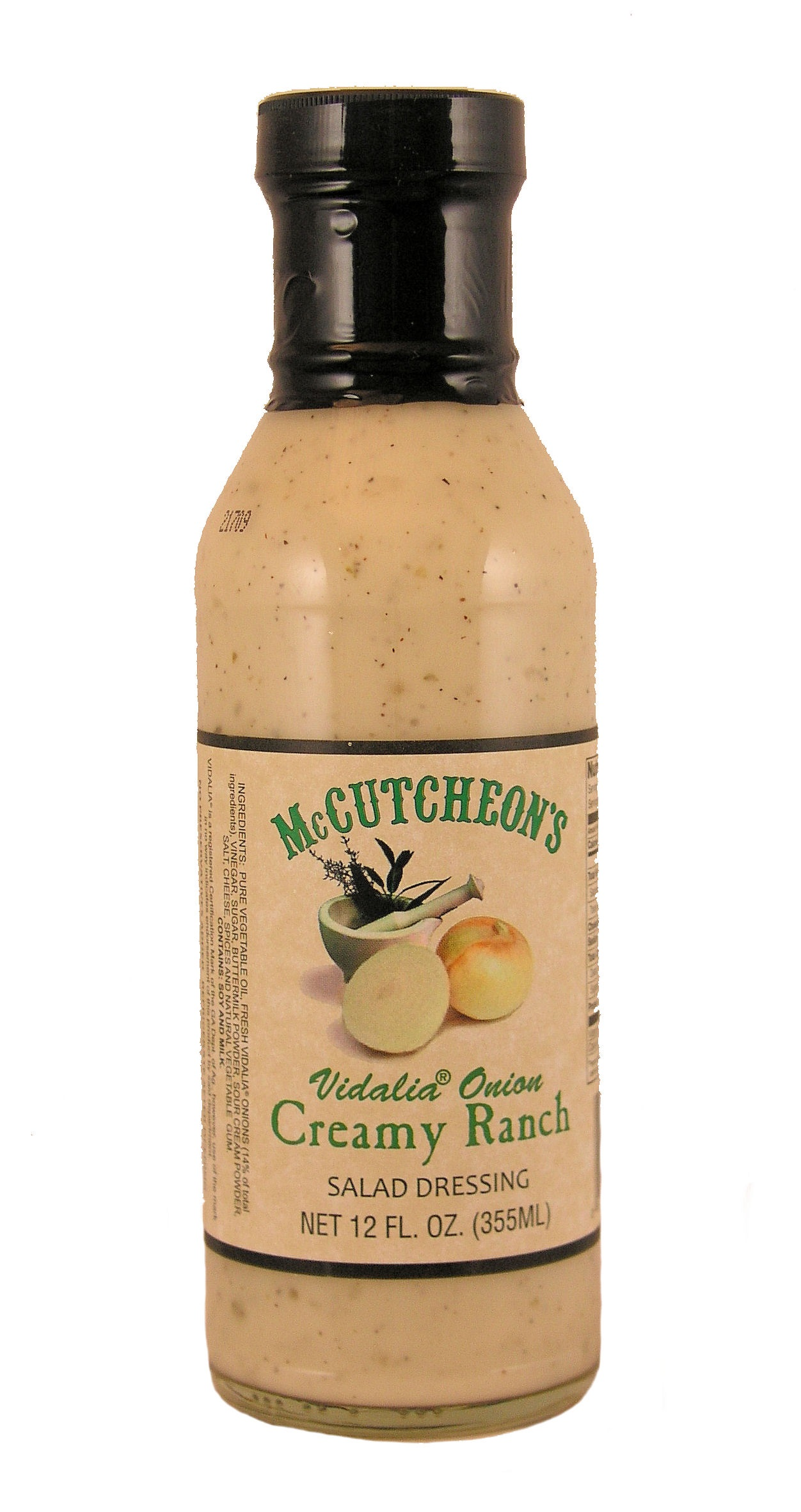 Vidalia Onion Ranch Dressing 12/12 oz