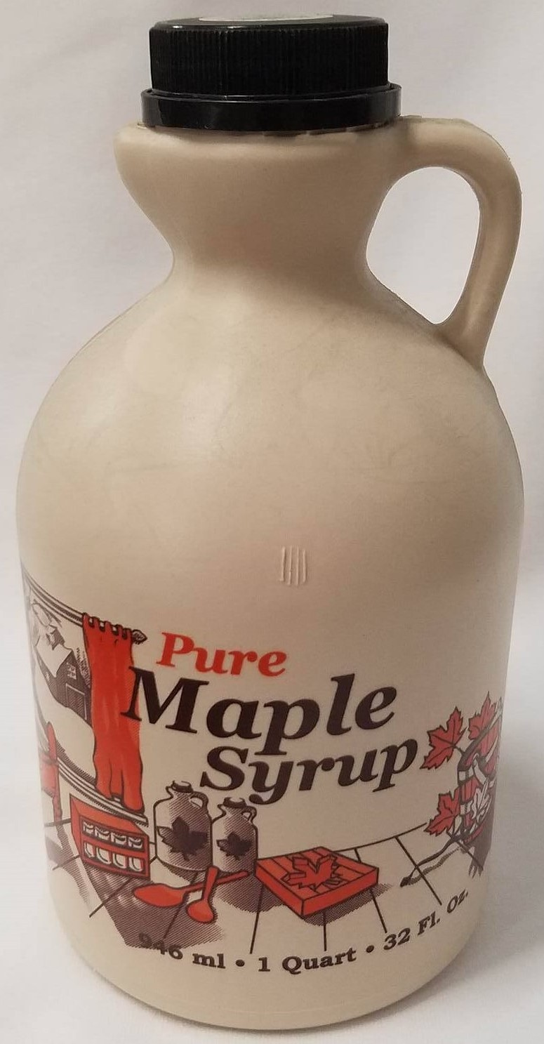 Non-Ohio Maple Syrup          Each/Qt