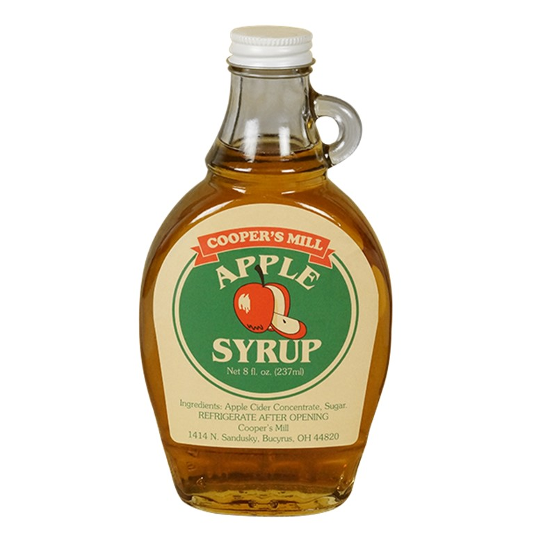 Apple Syrup      12/8oz