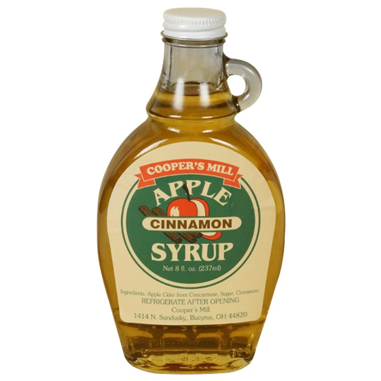 Apple Cinnamon Syrup 12/8oz
