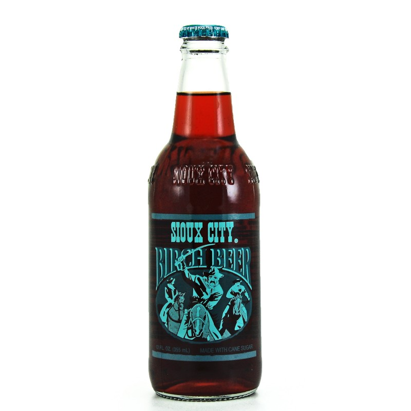 Birch Beer Soda 24/12 oz