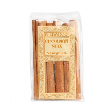 "Cinnamon Sticks 6""  30/cs"