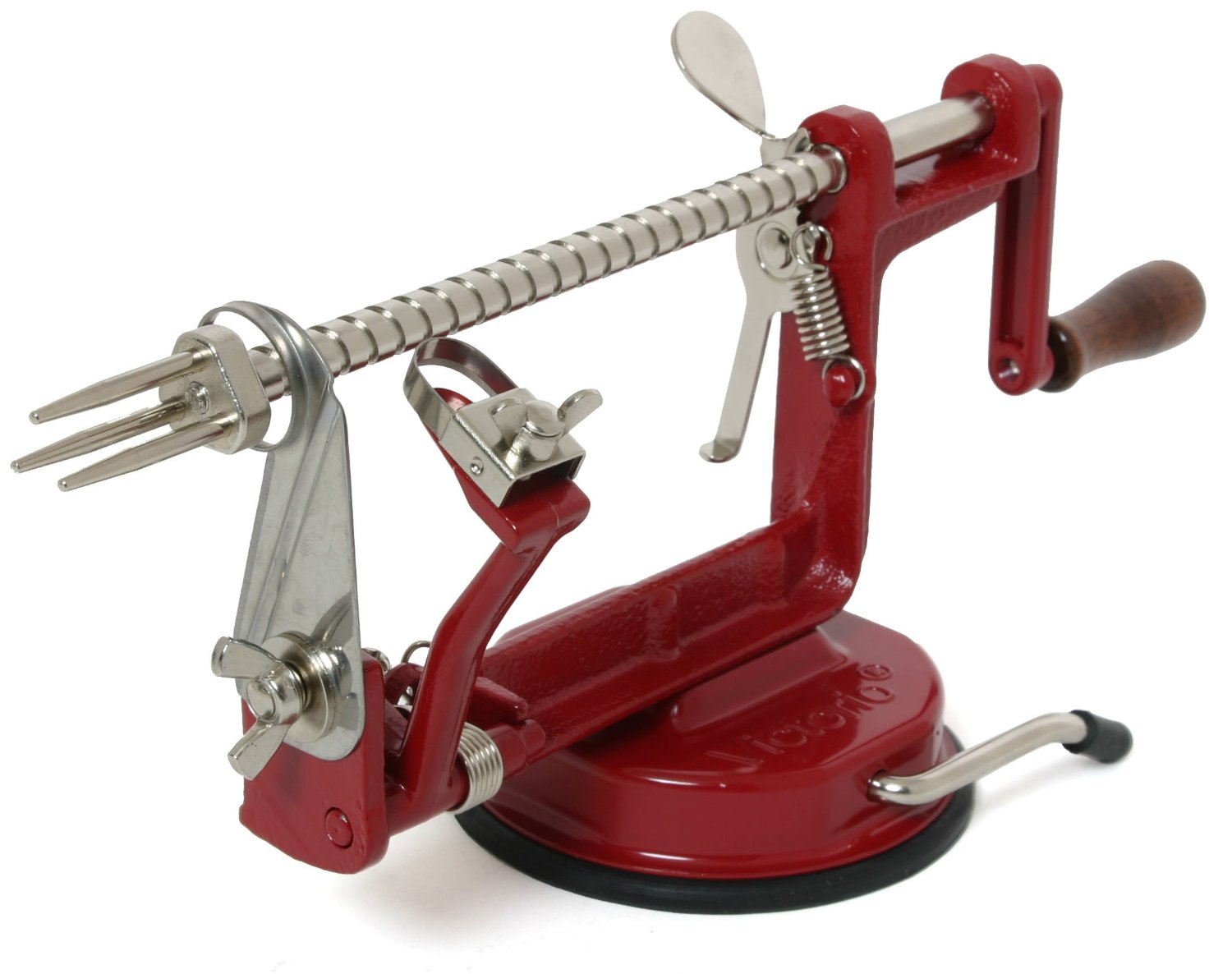Apple Parer/Peeler Suction Clamp