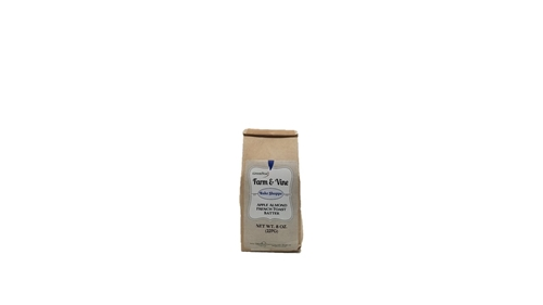 French Toast Batter - Apple Almond    12/8oz