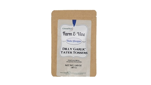 Dilly Garlic Tater Tossers     12/1.65oz
