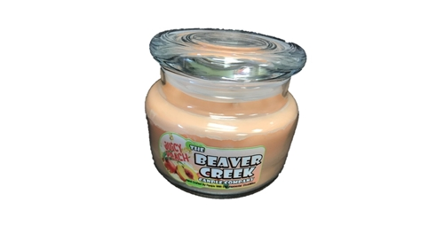 Juicy Peach Candle     12/10oz