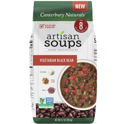 Black Bean Vegetarian  6/8.5oz