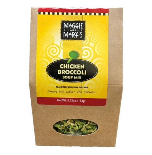 Chicken and Broccoli Soup Mix  12/5.75oz