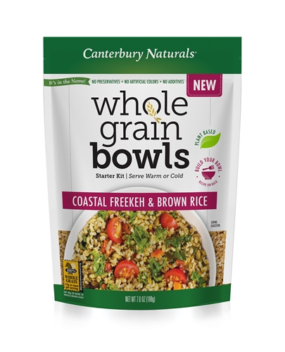 Coastal Freekeh & Brown Rice     6 / 7oz