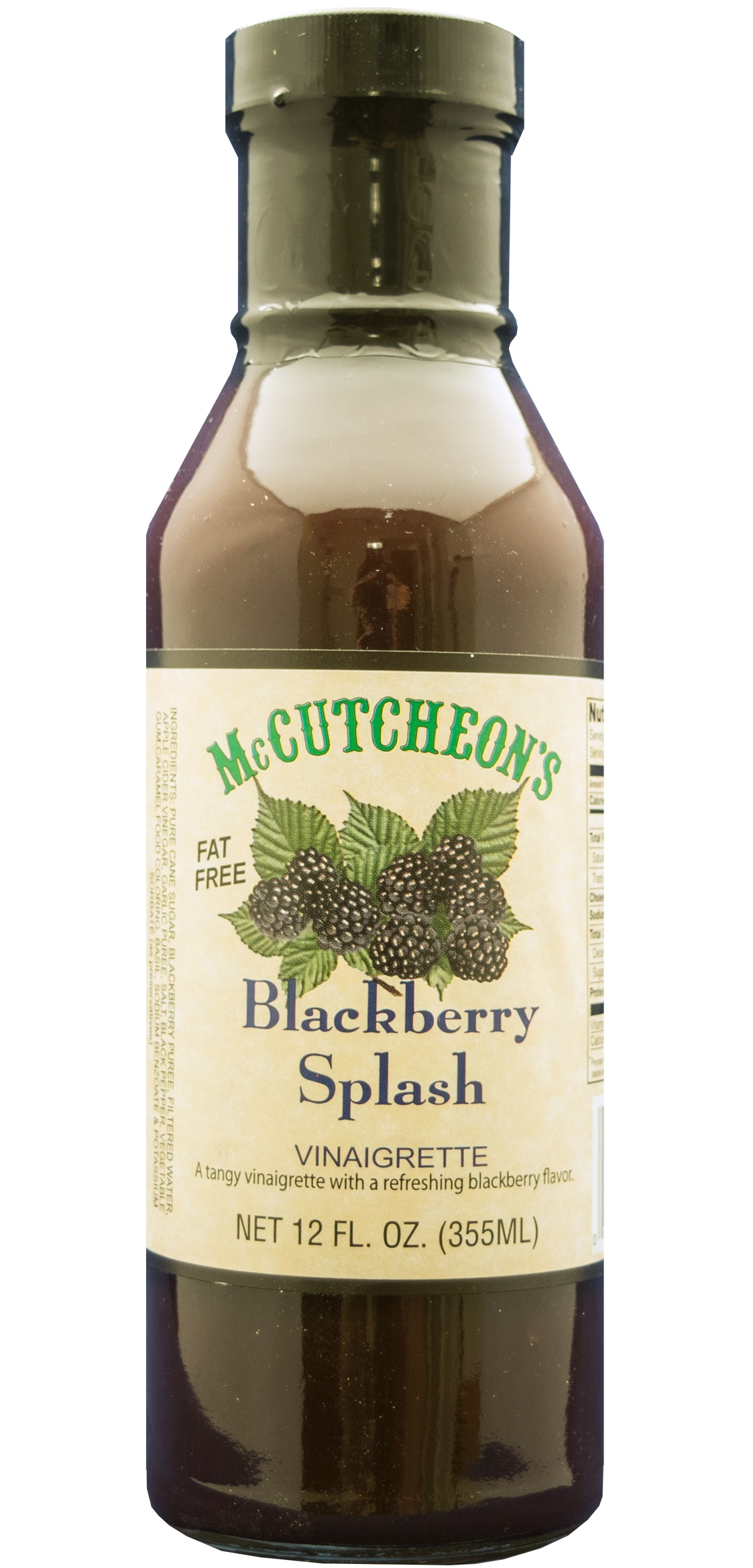 Blackberry Splash Vinaigrette Dressing  12/12oz