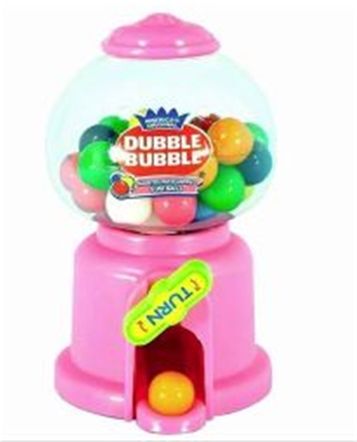 Mini Gumball Machine     12/case