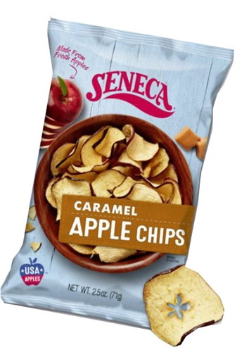 Caramel Apple Chips      12/2.5oz